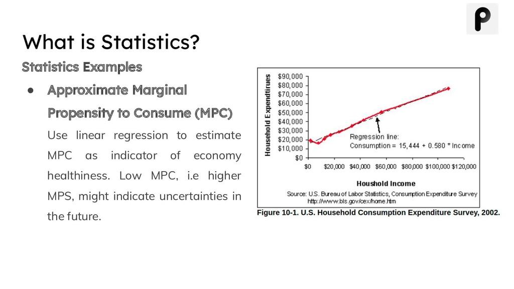 Statistics Examples ● Approximate Marginal Prop...