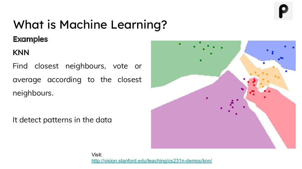What is Machine Learning? Visit: http://vision....