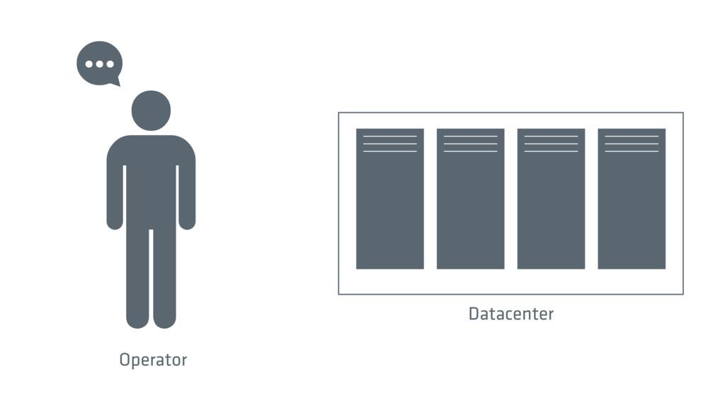   Operator Datacenter