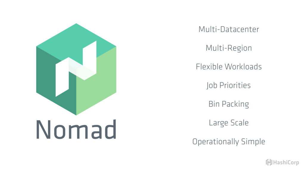Nomad Multi-Datacenter Multi-Region Flexible Wo...