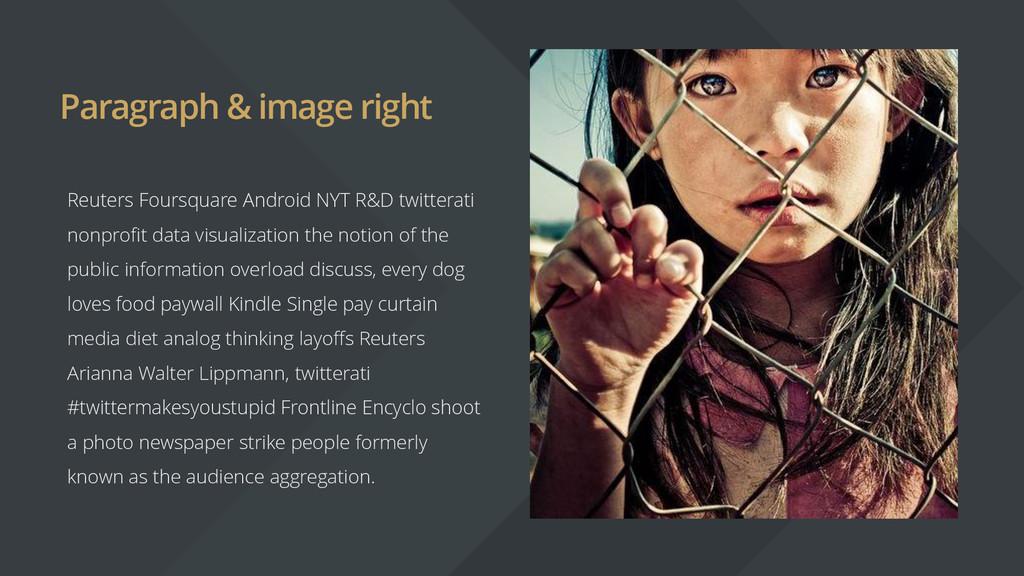 Paragraph & image right Reuters Foursquare Andr...