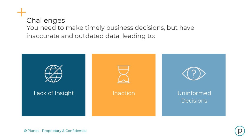 You need to make timely business decisions, but...