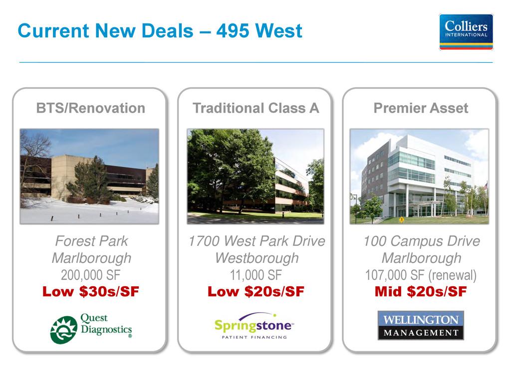 100 Campus Drive Marlborough 107,000 SF (renewa...