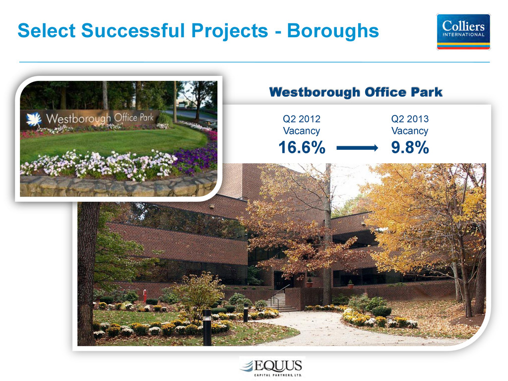 Select Successful Projects - Boroughs Q2 2012 V...