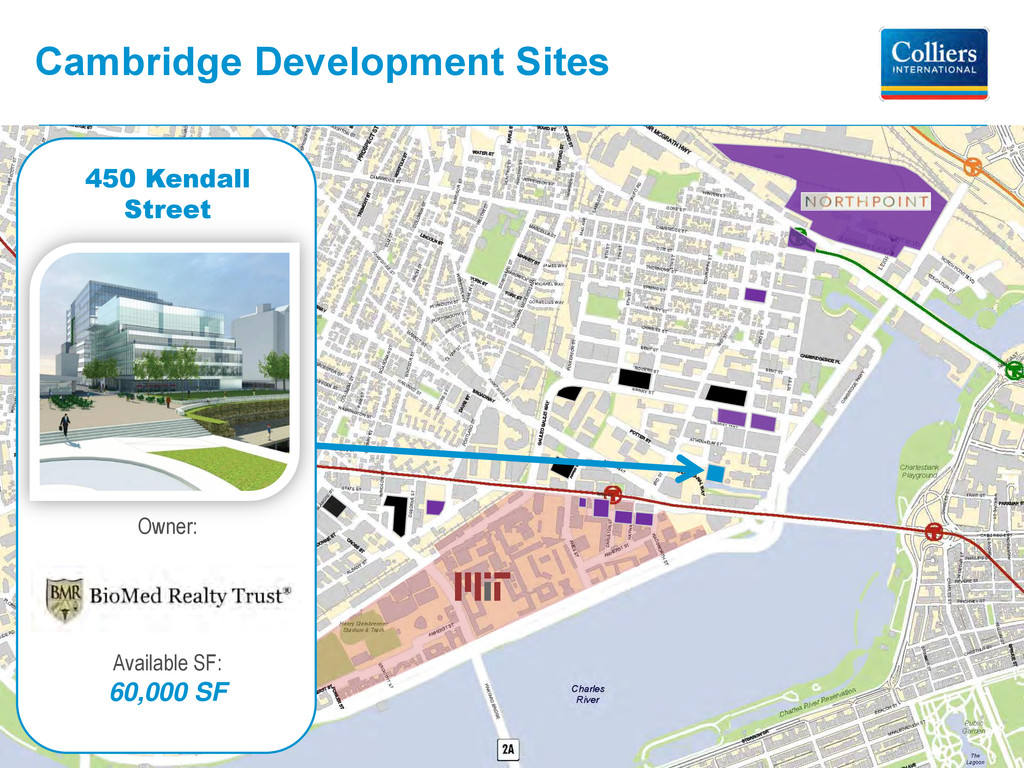 Owner: Available SF: 60,000 SF 450 Kendall Stre...