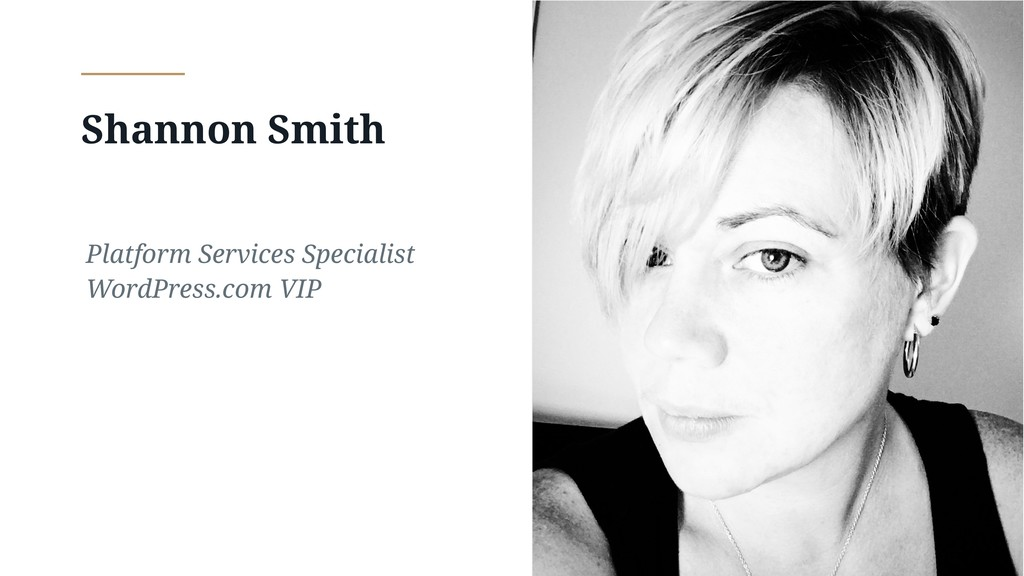 Shannon Smith Platform Services Specialist Word...