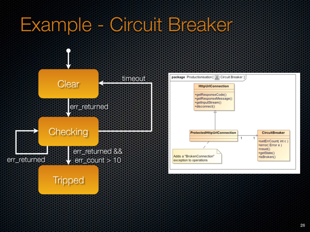 Example - Circuit Breaker Clear Checking Trippe...