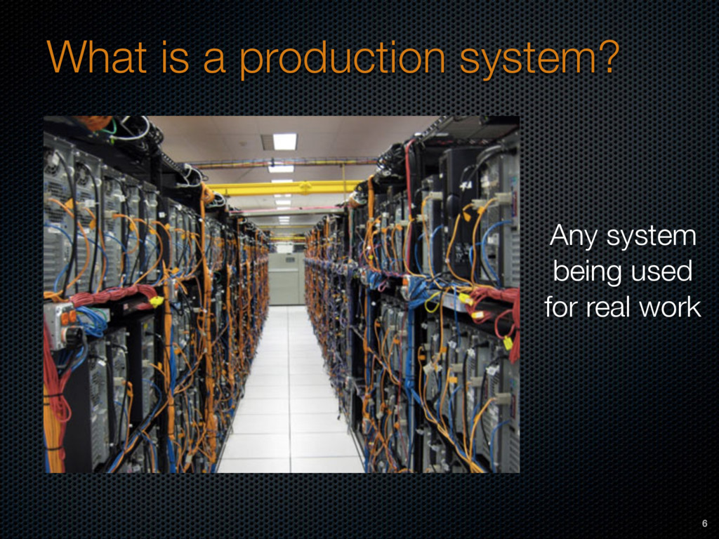 What is a production system? 6 Any system bein...