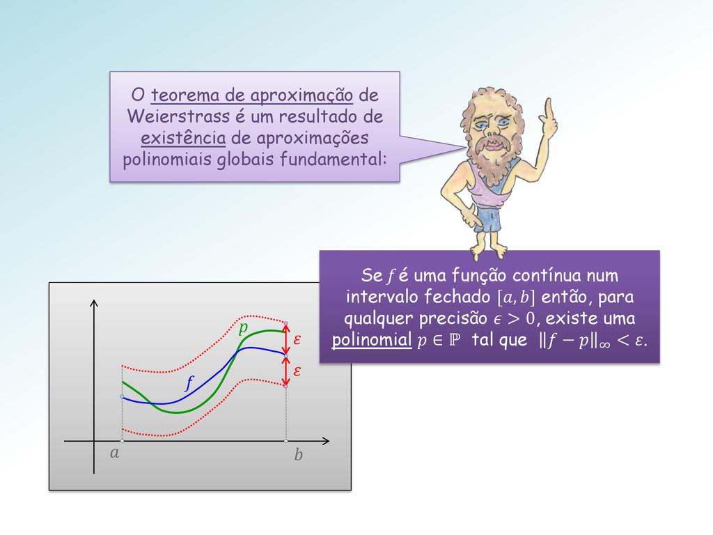 f    p Se f é uma função contínua num interval...