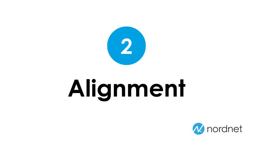 Alignment 2