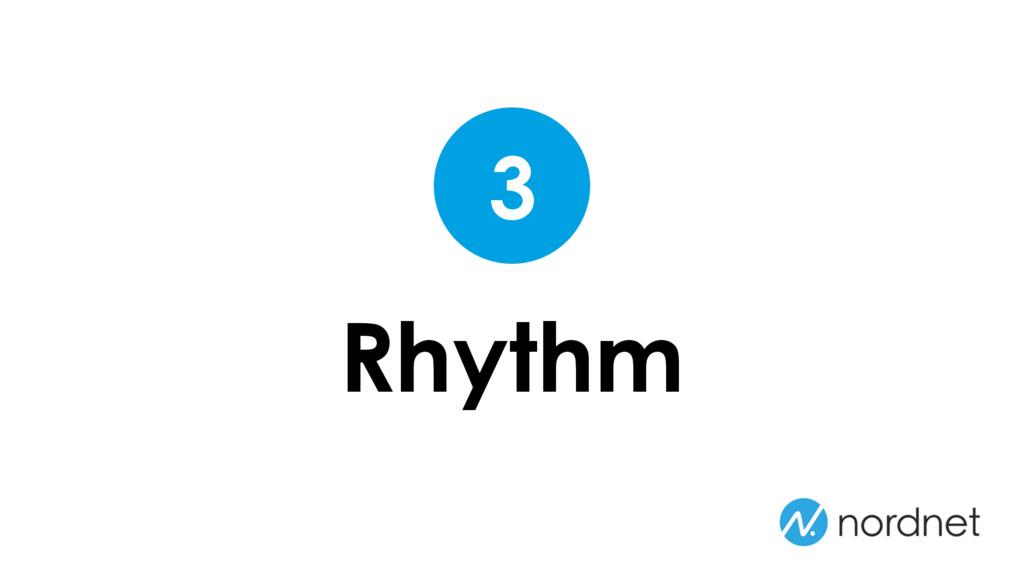 Rhythm 3