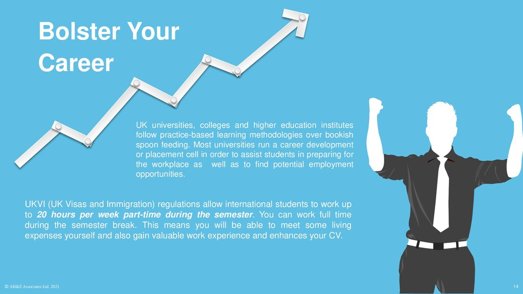 Bolster Your Career UK universities, colleges a...