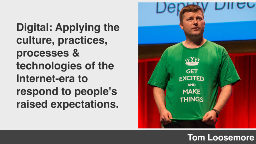 Digital: Applying the culture, practices, proce...