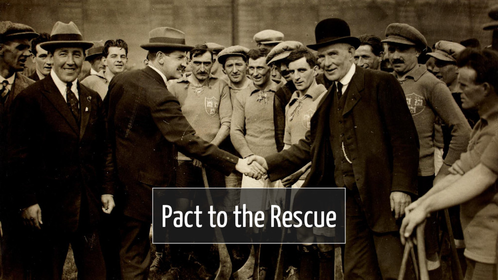 Pact to the Rescue