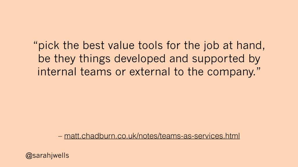 @sarahjwells – matt.chadburn.co.uk/notes/teams-...