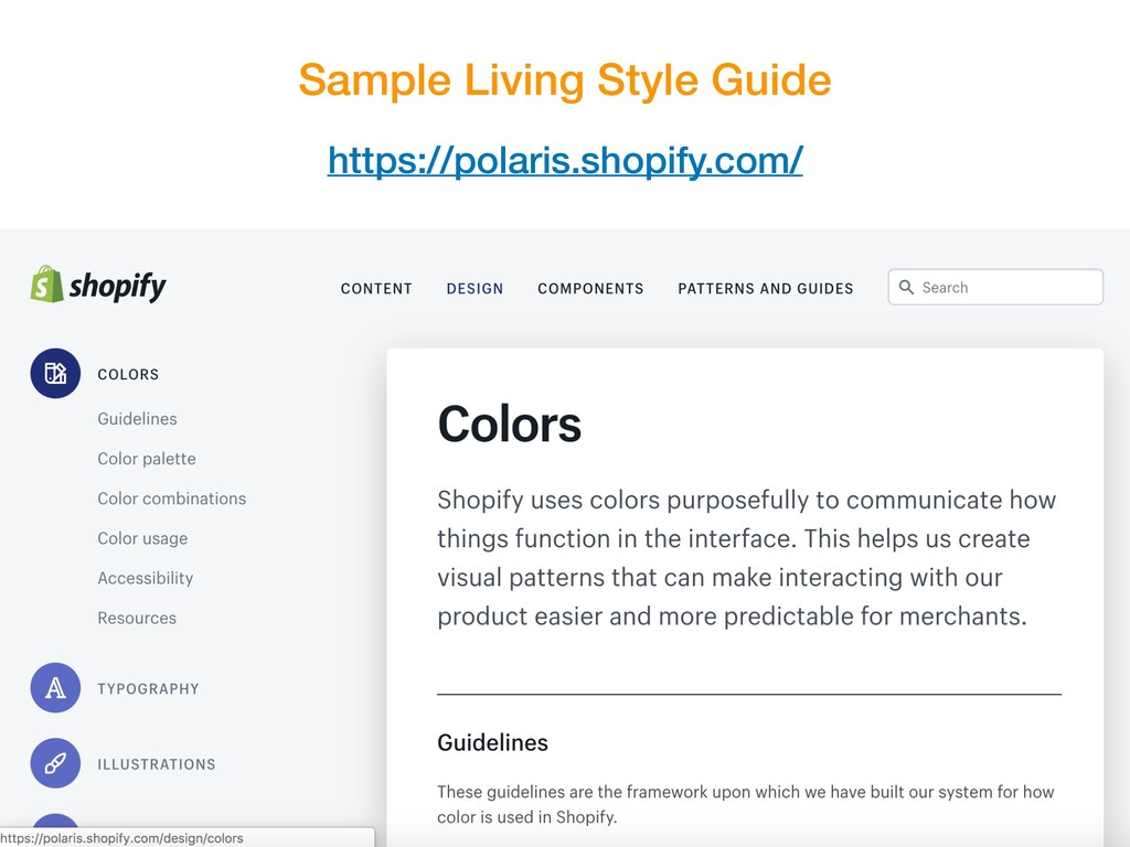 Sample Living Style Guide https://polaris.shopi...