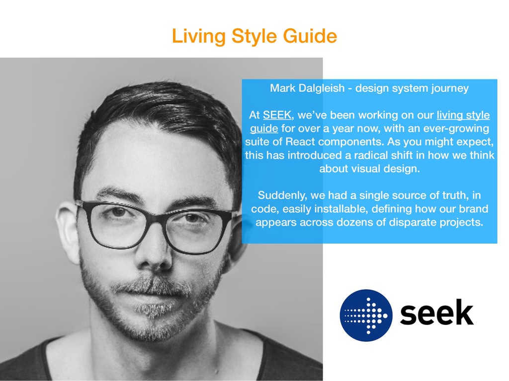Living Style Guide Mark Dalgleish - design syst...