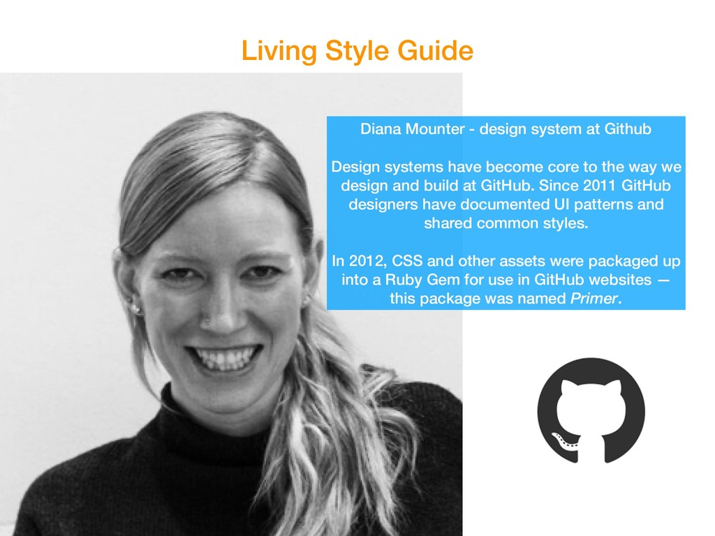 Living Style Guide Diana Mounter - design syste...
