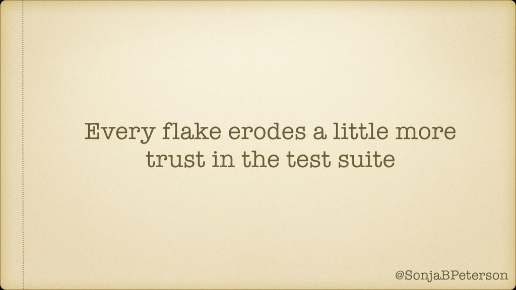 @SonjaBPeterson @SonjaBPeterson Every flake ero...