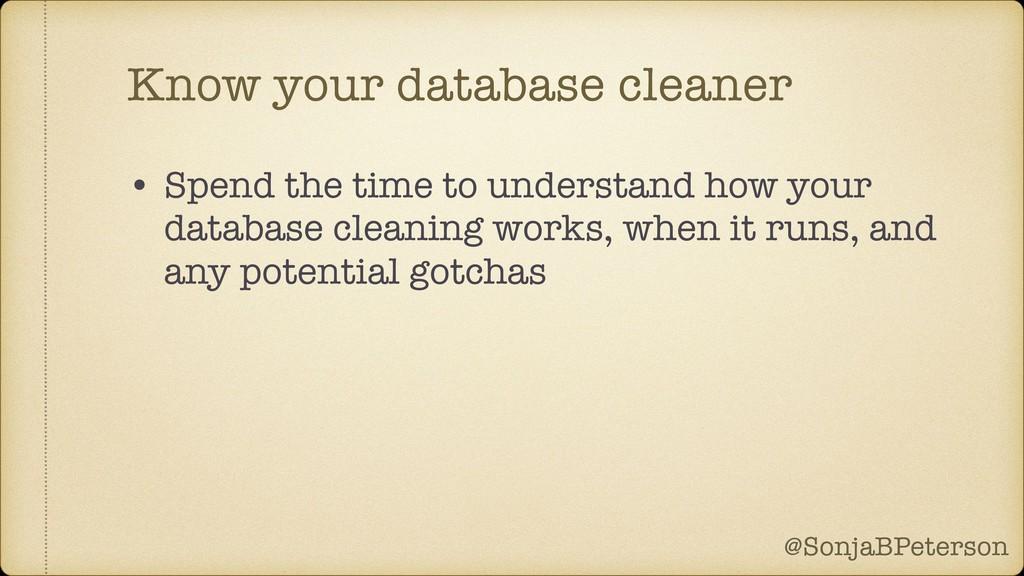 @SonjaBPeterson @SonjaBPeterson Know your datab...