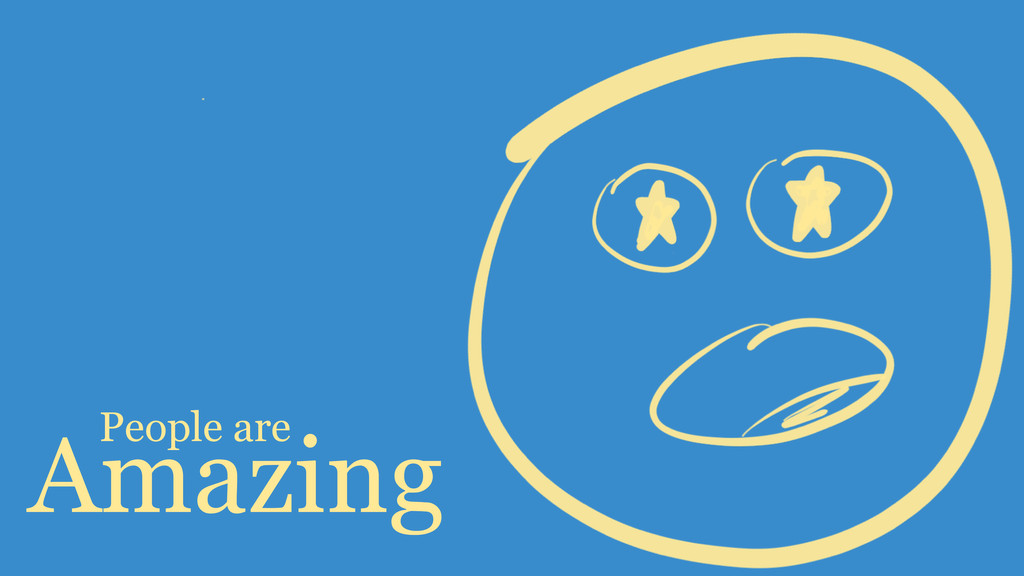 Amazing People are