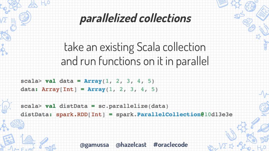 @gamussa @hazelcast #oraclecode parallelized co...