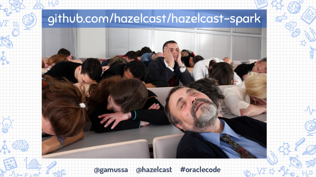 @gamussa @hazelcast #oraclecode github.com/haze...