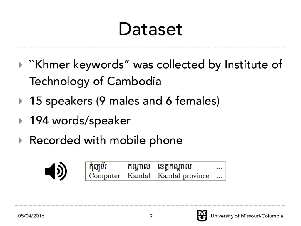 """Dataset ‣ ``Khmer keywords"""" was collected by I..."""