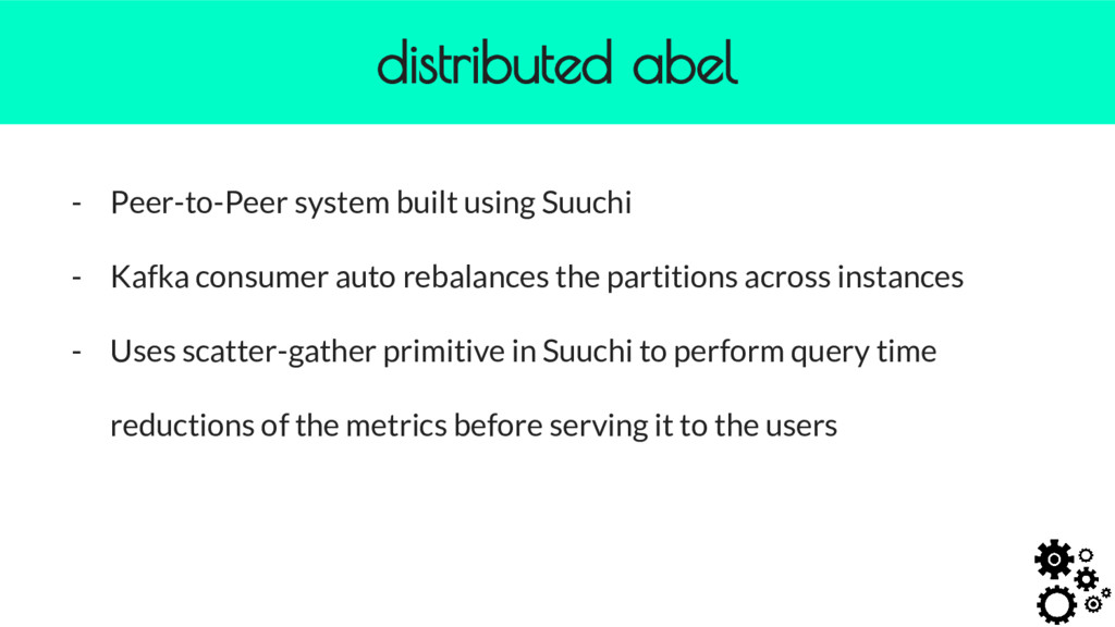 - Peer-to-Peer system built using Suuchi - Kafk...