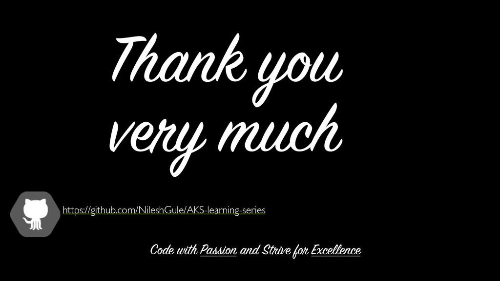 Thank you very much https://github.com/NileshGu...