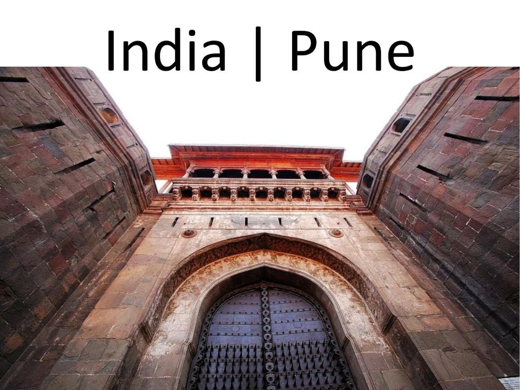 India | Pune
