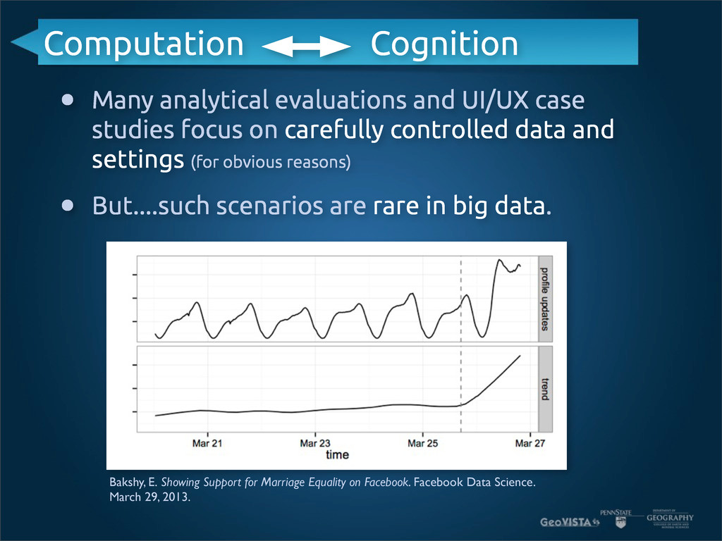 Computation Cognition • Many analytical evaluat...