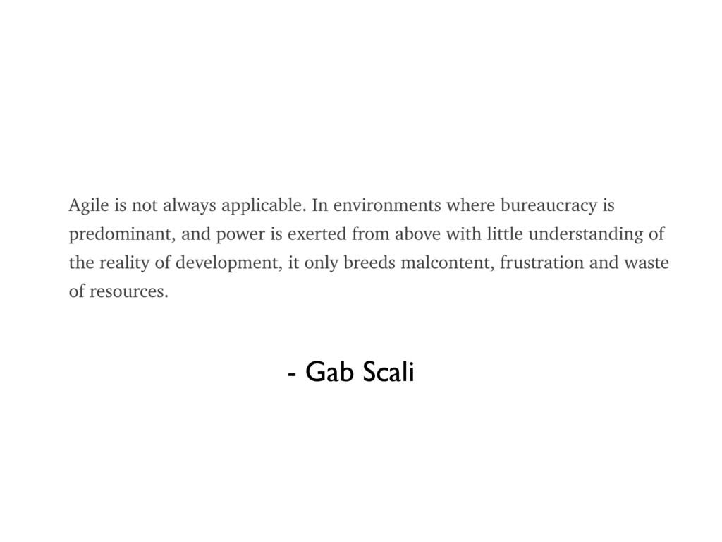 - Gab Scali