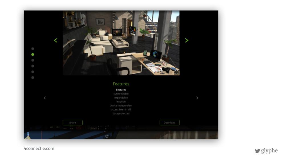 glyphe 4connect-e.com