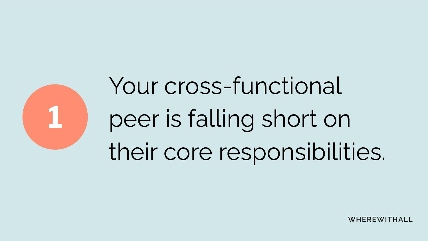 Your direct report wants to be promoted, but yo...