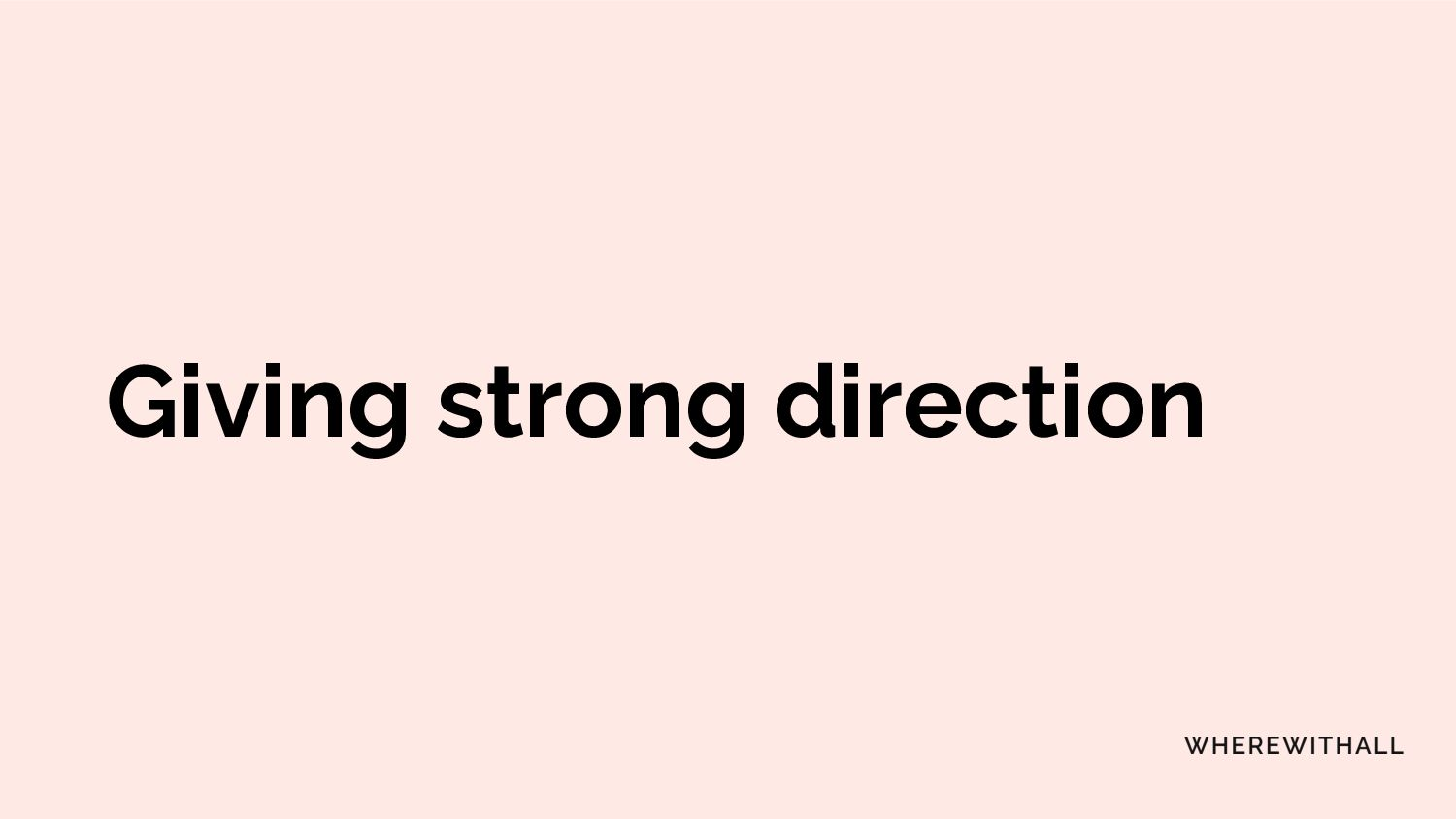 Reframe this skill in terms of fairness.