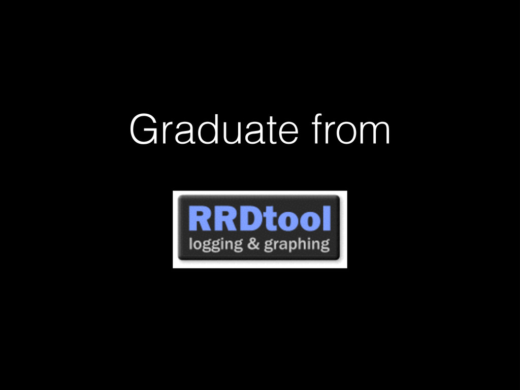 Graduate from