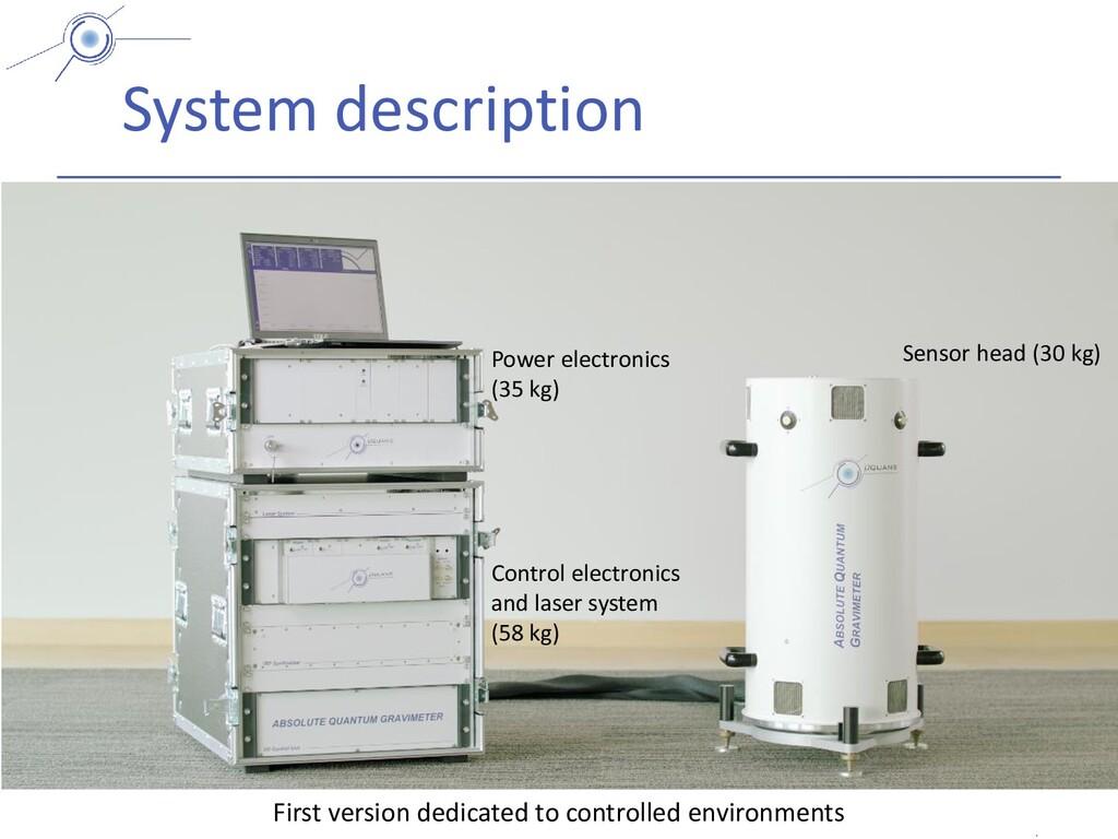 © Muquans 2017 Workshop RESIF - Brissac System ...