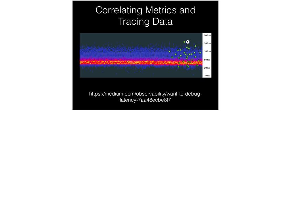 Correlating Metrics and Tracing Data https://me...