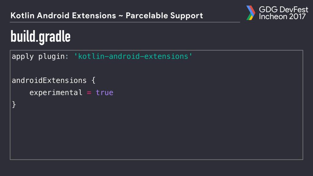 GDG DevFest Incheon 2017 Kotlin Android Extens...