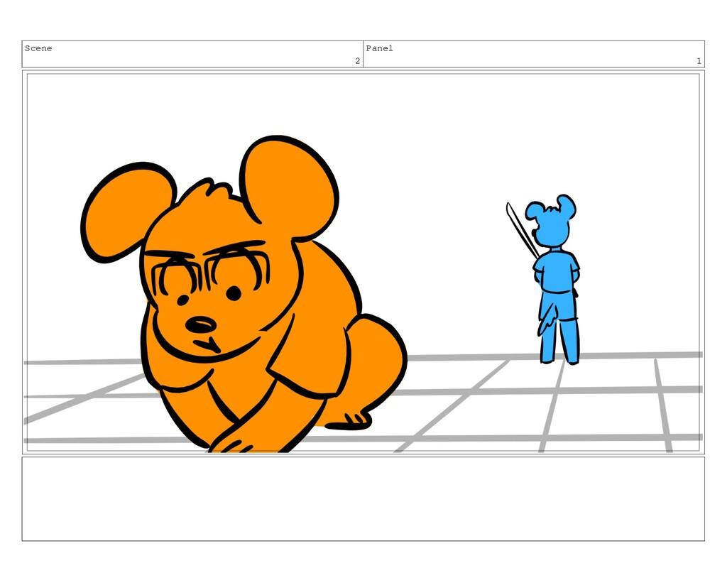 Scene 2 Panel 1