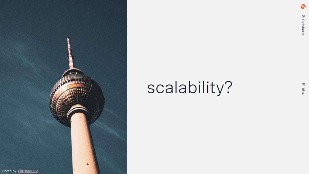 Solarisbank Public Solarisbank Public scalabili...