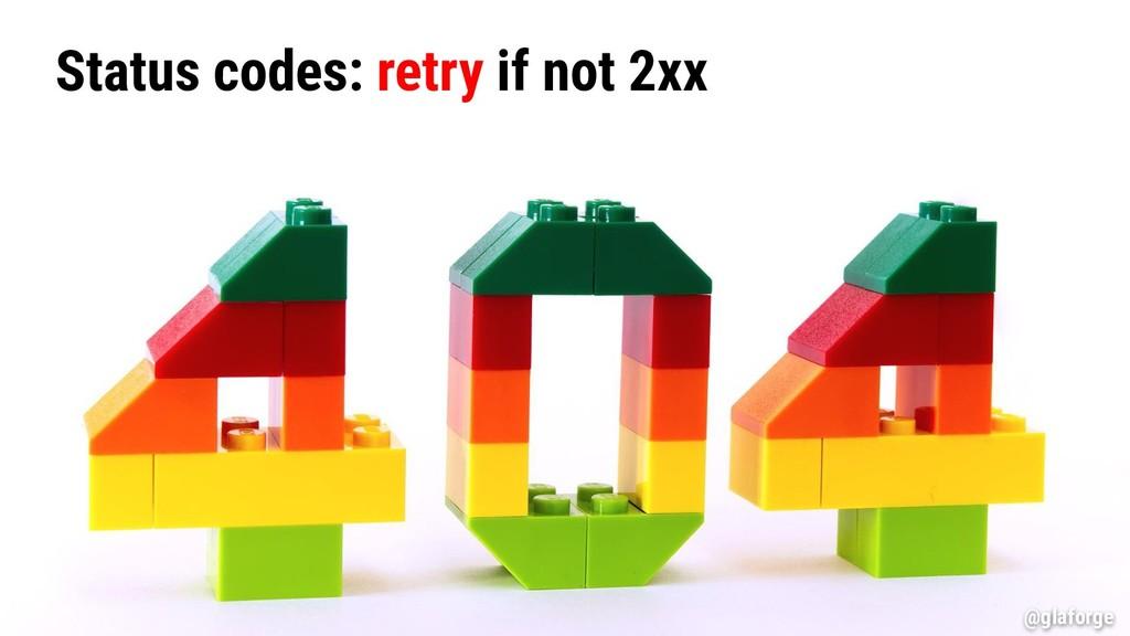 @glaforge Status codes: retry if not 2xx @glafo...