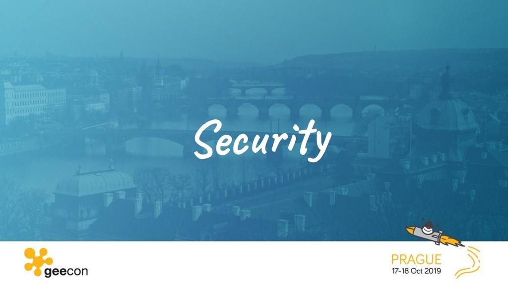 @glaforge Security