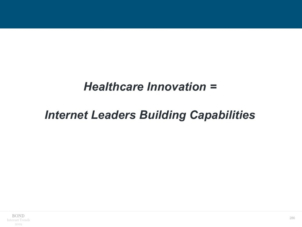 286 Internet Trends 2019 Healthcare Innovation ...