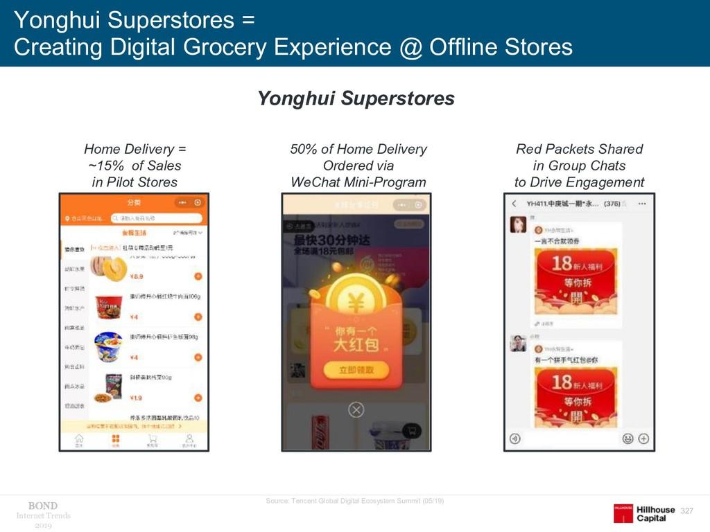 327 Internet Trends 2019 Yonghui Superstores = ...