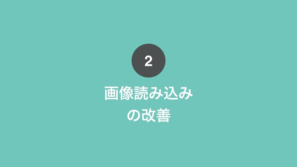 ը૾ಡΈࠐΈ ͷվળ 2