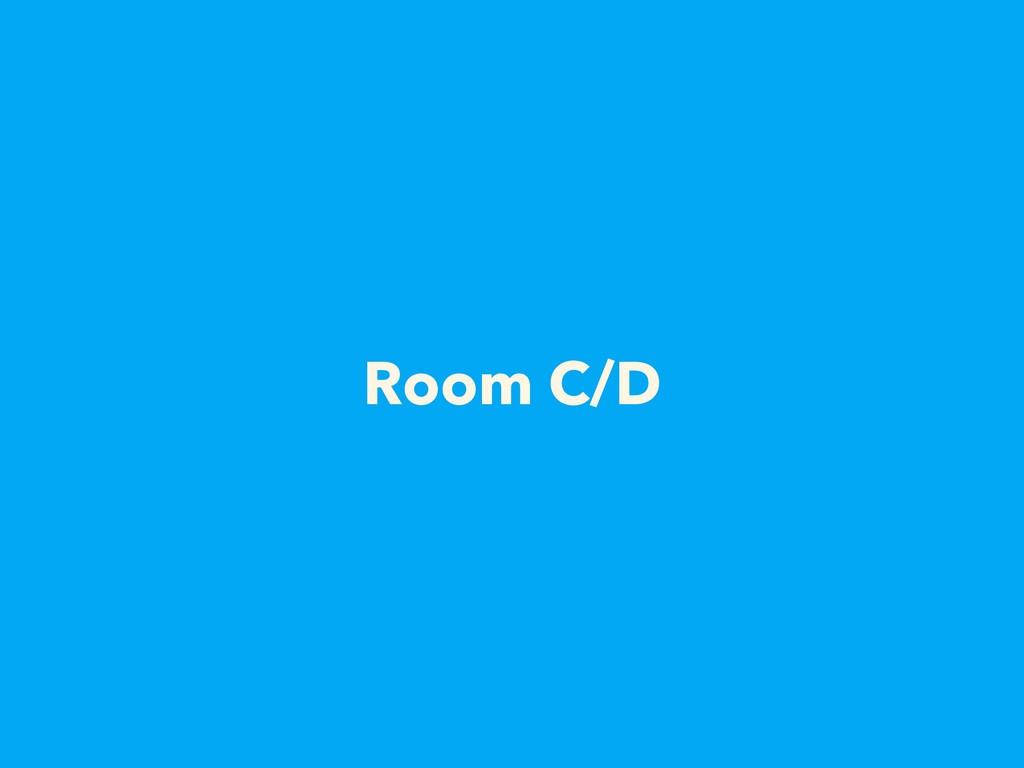 Room C/D