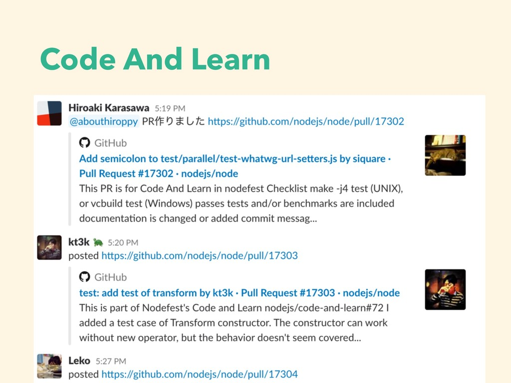 Code And Learn