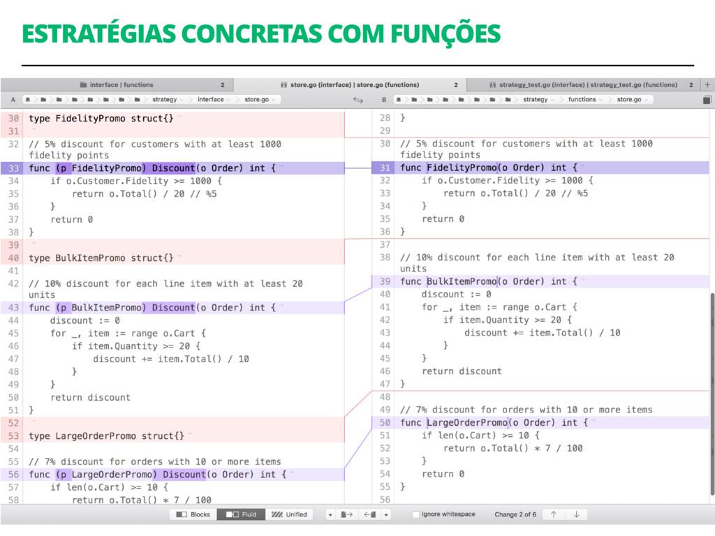 ESTRATÉGIAS CONCRETAS COM FUNÇÕES 60